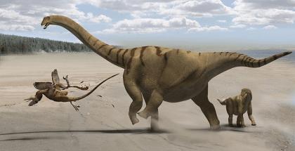 dinosaures pessac