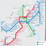 Réseau Tramway Bordeaux