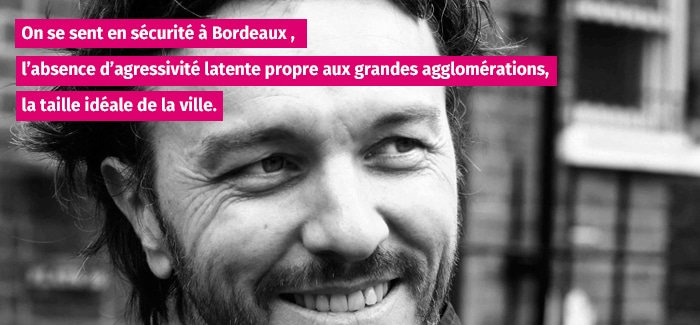 Conor Irwin | I love Bordeaux !
