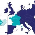 Où se trouve Bordeaux ?