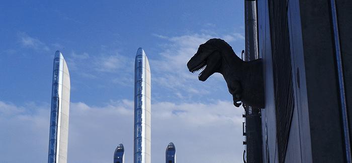 T-Rex à cap sciences plus que quelques jours …