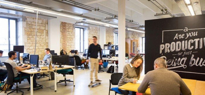 Travailler autrement ou installer sa start-up à #Bordeaux…