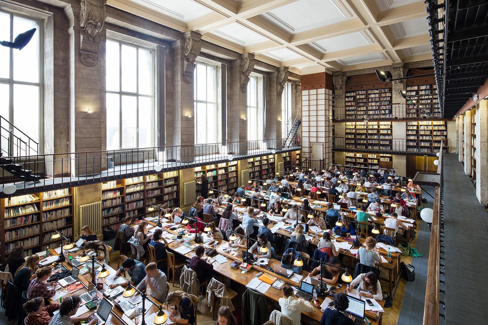 Les ambitions de l 39 universit de bordeaux vivre for Les chambres d art bordeaux