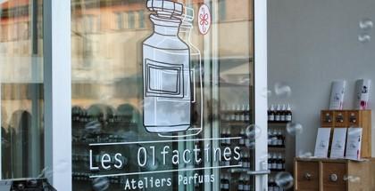 Les-olfactines