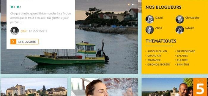 Facilitez-vous le tourisme en Gironde !