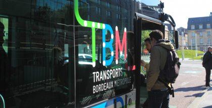 Transports Bordeaux Métropole