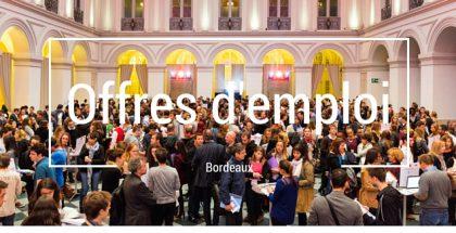 Offres d'emploi recrutement Bordeaux